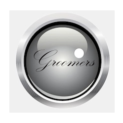 Groomers Button